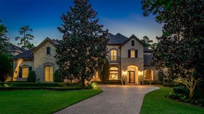 The Woodlands Single Family Home For Sale: 7 Pendleton Park Point