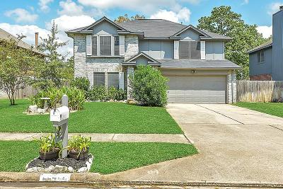 Tomball Single Family Home For Sale: 22422 Willow Branch Lane