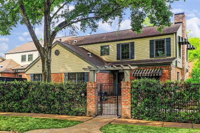 Single Family Home For Sale: 2010 Goldsmith Street