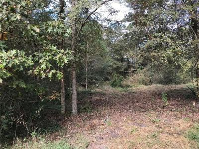 Conroe TX Residential Lots & Land For Sale: $35,000