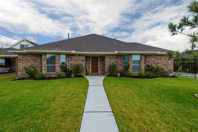 Manvel Single Family Home For Sale: 6623 Lone Star Ridge