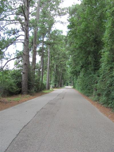 Conroe Residential Lots & Land For Sale: Blue Grass Way