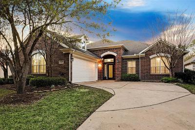 Katy TX Single Family Home For Sale: $359,900