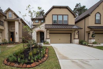 Conroe Condo/Townhouse For Sale: 140 Skybranch Drive