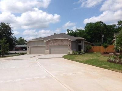 Conroe Multi Family Home For Sale: 126 Wickersham