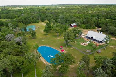 New Ulm Country Home/Acreage For Sale: 26162 Old Laake Lane