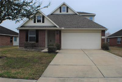 Rosenberg Single Family Home For Sale: 618 Bain Bridge Hill Court