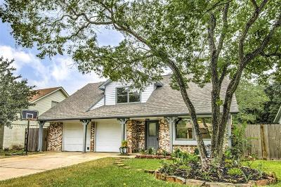 Houston Single Family Home For Sale: 2126 Whiteback Drive