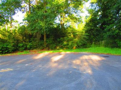 Tomball Residential Lots & Land For Sale: 30815 William Juergens