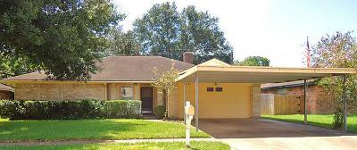 Deer Park Single Family Home For Sale: 609 Regency Drive
