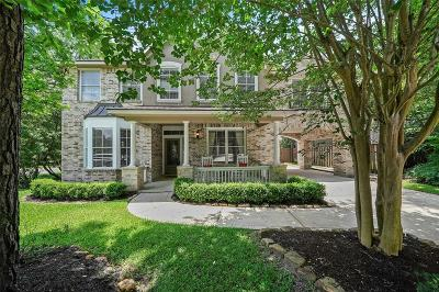 The Woodlands Single Family Home For Sale: 3 Fortuneberry Place