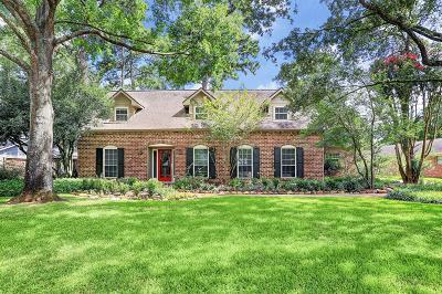 Harris County Rental For Rent: 11731 Woodsage Drive