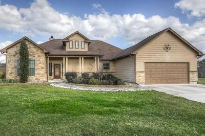 Willis Single Family Home For Sale: 11457 Oak Springs Drive