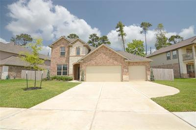 Crosby Single Family Home For Sale: 806 S Chamfer Way