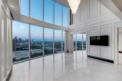 Houston Mid/High-Rise For Sale: 3333 Allen Parkway #2804