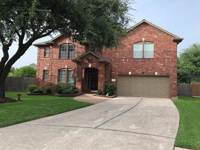 Pasadena Single Family Home For Sale: 4803 Windy Way