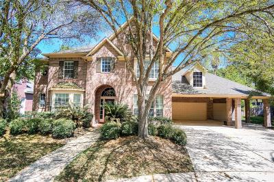 Cypress Single Family Home For Sale: 15302 Mustang Valley Circle
