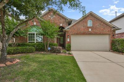 Cinco Ranch Single Family Home For Sale: 24707 Gemstone Cove Court