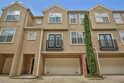 Houston Condo/Townhouse For Sale: 12707 Boheme Drive #604