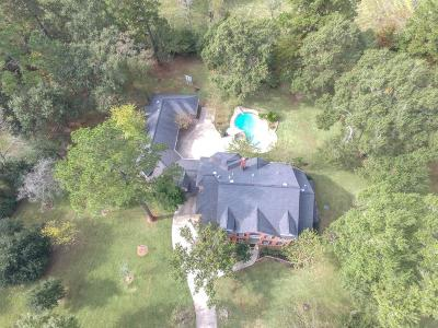 Single Family Home For Sale: 17503b Bending Cypress Road