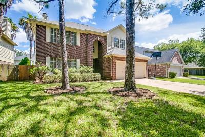 Missouri City Single Family Home For Sale: 4618 Edinburgh Lane