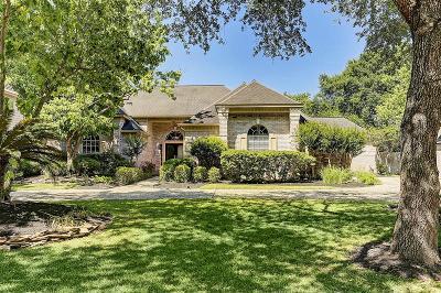 Houston Single Family Home For Sale: 1227 Emerald Green Lane