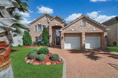 Houston Single Family Home For Sale: 18946 Villa Bergamo Lane