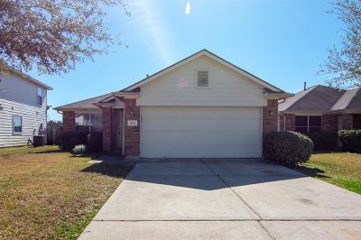 Humble Single Family Home For Sale: 2614 Shearwater Bend Drive