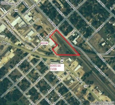 Eagle Lake Residential Lots & Land For Sale: 416 & 418 E Main Street