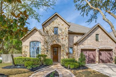 Sugar land Single Family Home For Sale: 810 Newington Lane
