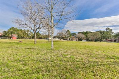 Katy Residential Lots & Land For Sale: Saddlebrook Way