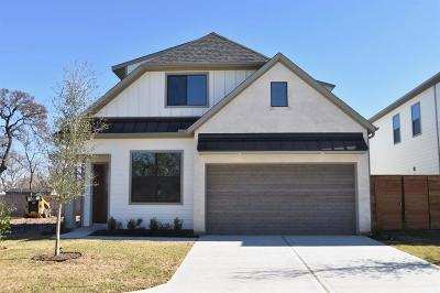 Houston Single Family Home For Sale: 5010 Bayou Ridge Drive
