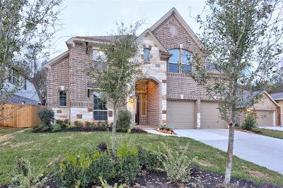 Montgomery Single Family Home For Sale: 323 Cadela Drive