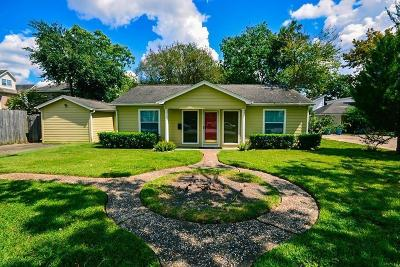 Bellaire Single Family Home For Sale: 6305 S Rice Avenue
