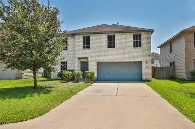 Cypress Single Family Home For Sale: 7918 Tawny Bluff Court