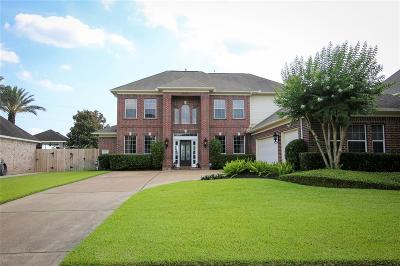 Pearland Single Family Home For Sale: 2710 Newbury Court