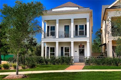 Single Family Home For Sale: 222 Green Boulevard