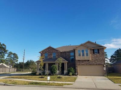 Tomball Single Family Home For Sale: 9903 Easterwood Trail