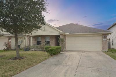 Dickinson, Friendswood Single Family Home For Sale: 6834 Ridgewood Lane