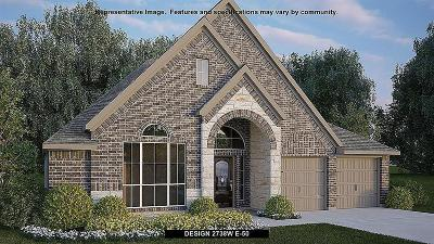 New Caney Single Family Home For Sale: 23532 Kenworth Drive