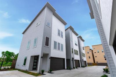 Condo/Townhouse For Sale: 4804 Martin Oaks Lane
