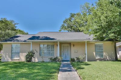 Houston Single Family Home For Sale: 11730 Rowan Lane