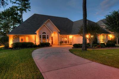 Spring Single Family Home For Sale: 3610 Vashon Lane