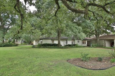 Houston Single Family Home For Sale: 1103 Du Barry Lane