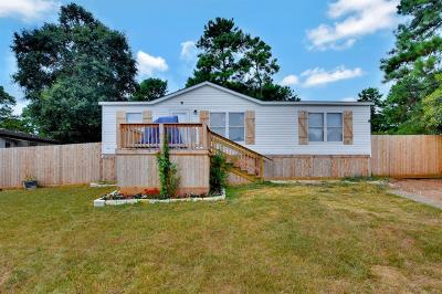 Magnolia Single Family Home For Sale: 31407 Ashlyn Timbers Court