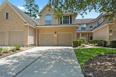 The Woodlands Condo/Townhouse For Sale: 18 W Greenhill Terrace Place