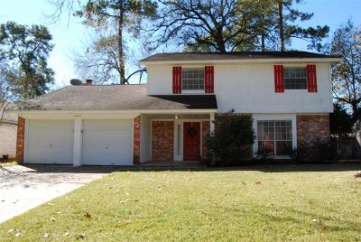Spring Single Family Home For Sale: 25403 Mill Pond Lane