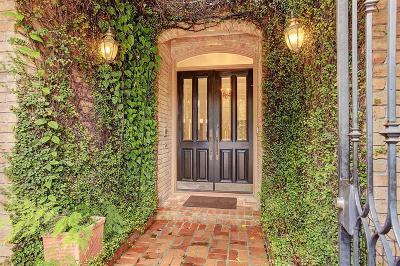 Houston TX Condo/Townhouse For Sale: $1,100,000