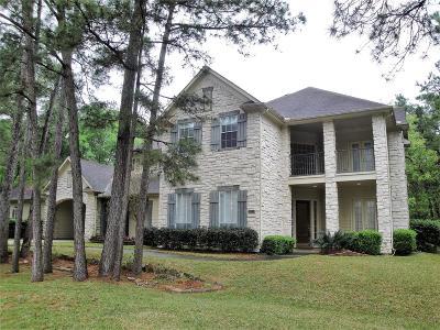Magnolia Single Family Home For Sale: 12210 Pin Oak Drive