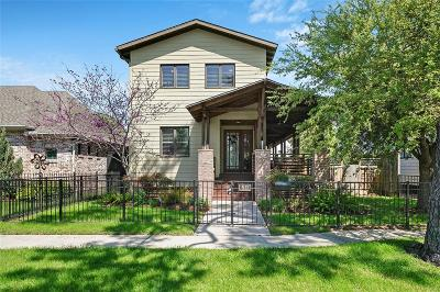Houston Single Family Home For Sale: 511 W 16th Street